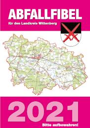 Abfallfibel Landkreis Wittenberg 2021