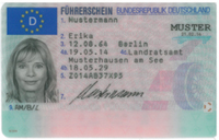 Führerschein - Quelle: Bundesdruckerei