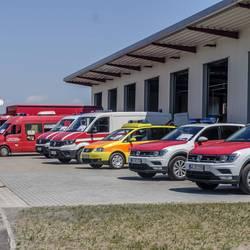 Jahresbericht 2018 des Fachdienstes Brand-, Katastrophenschutz und Rettungswesen