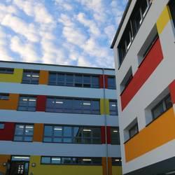 Fassade der Pestalozzischule ©Ronald Gauert
