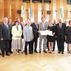 Städtebünde und Landkreise fordern länderübergreifende Entwicklung