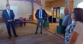 LR Tylsch Besuch Simonetti Haus ©Susanne Pohl