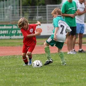Teilhabe am Vereinssport