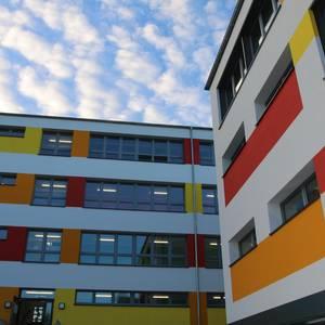 Fassade der Pestalozzischule