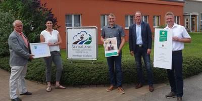 """Der Gewinner in der Kategorie """"Alkoholfreie Getränke"""" ist in diesem Jahr der Aronia-Muttersaft von der Seydaland Vereinigte Agrarbetriebe GmbH"""