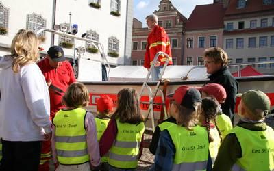 Ehrenamt und Bürgerbeteiligung im Landkreis Wittenberg