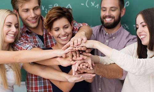 Lehrerteam - Gemeinsam für Dich