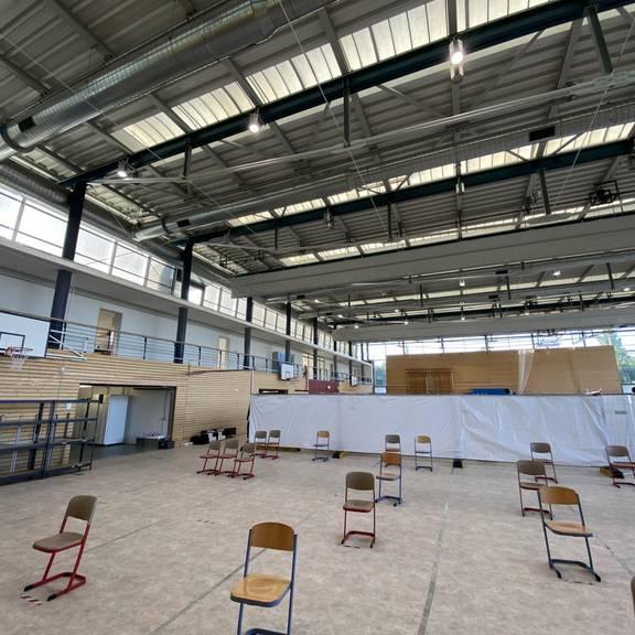 Impfzentrum, Mittelfeld 50, Lutherstadt Wittenberg